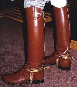 TAM Riding Boots